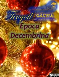 Gaceta Teoyotl portada