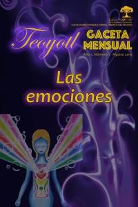 Teoyotl Año 1, Volumen 1 Las Emociones